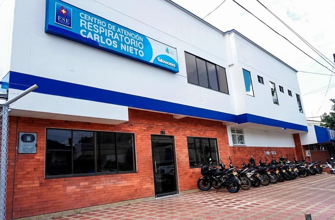 La clínica se abre para atender pacientes de baja complejidad y se sigue a la espera de la dotación para habilitar las unidades de cuidados intensivos