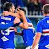 Video Cuplikan Gol: Sampdoria 2-1 Udinese (Serie A)