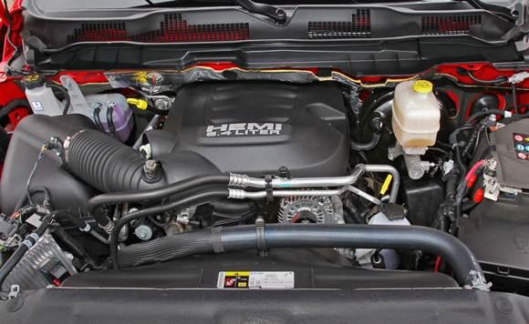 2017 RAM 2500 Power Wagon Tradesman Specs