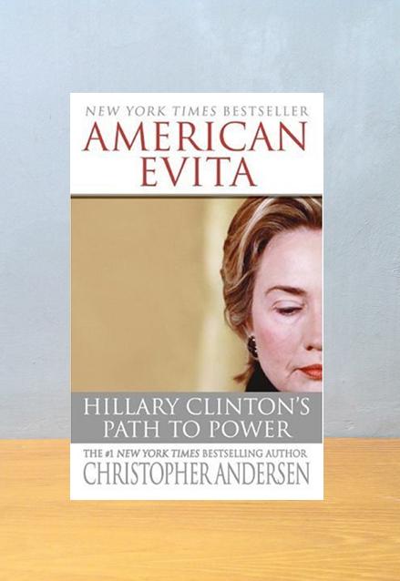 AMERICAN EVITA, Christopher Anderson