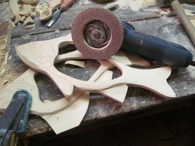 лепестковый шлифовальный круг для болгарки