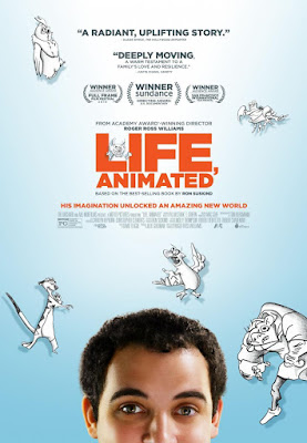 Life Animated 2016 DVD R1 NTSC Sub
