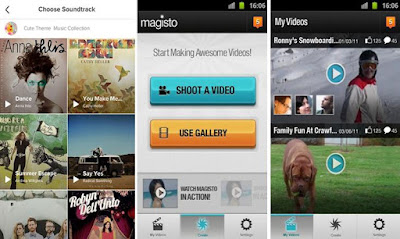download aplikasi edit video Magisto Video Editor and Maker apk