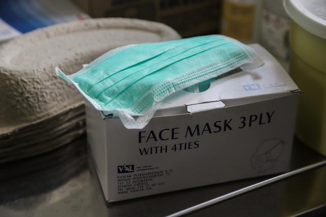 Που θα είναι από τις 4 Μαΐου υποχρεωτική η χρήση μάσκας