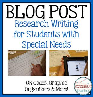 students having specialized necessities essays