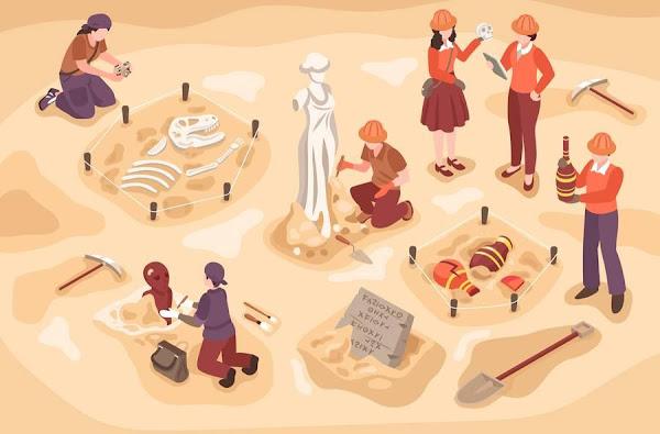 Arkeologi : Pengertian, Perkembangan, Dan Tujuan