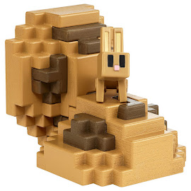 Minecraft Spawn Egg Rabbit Mini Figure