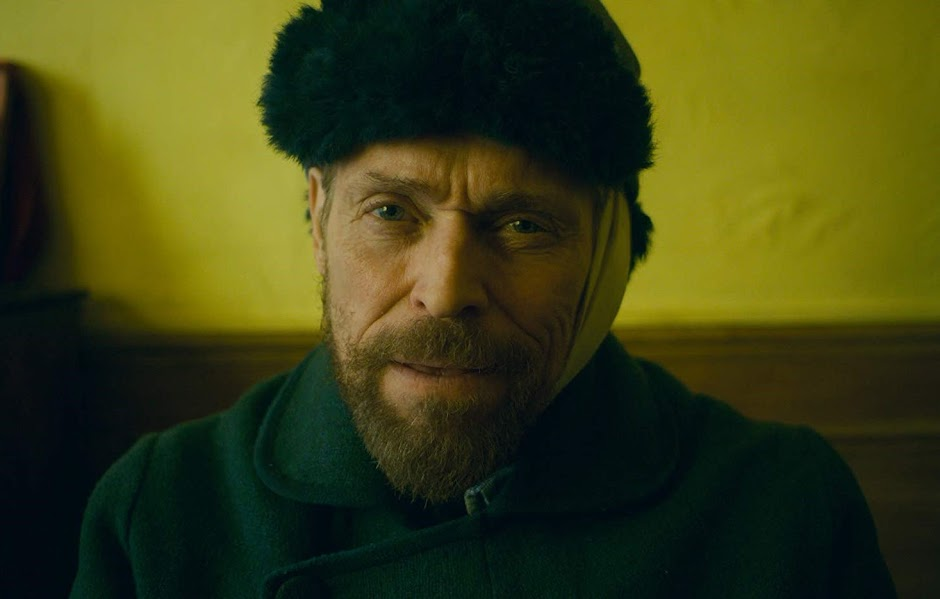 "Trailer de ""At Eternity's Gate"" apresenta Willem Dafoe como Vincent van Gogh"