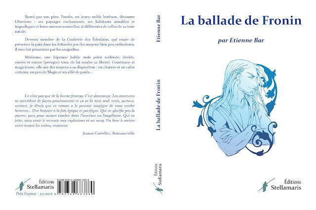 Ballade de Fronin aux Editions Stellamaris