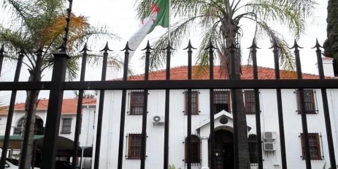 Algérie: limogeage du directeur général de la Sûreté nationale