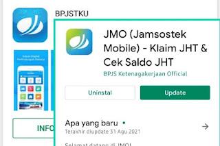 Apa Itu Aplikasi JMO Jamsostek Mobile Pengganti BPJSTKU Terbaru