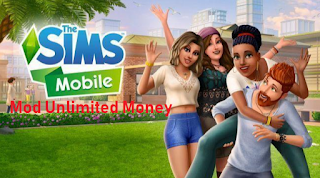 Game The Sims Mobile Mod Apk Versi Terbaru