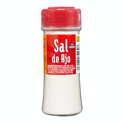 Sal de ajo Hacendado