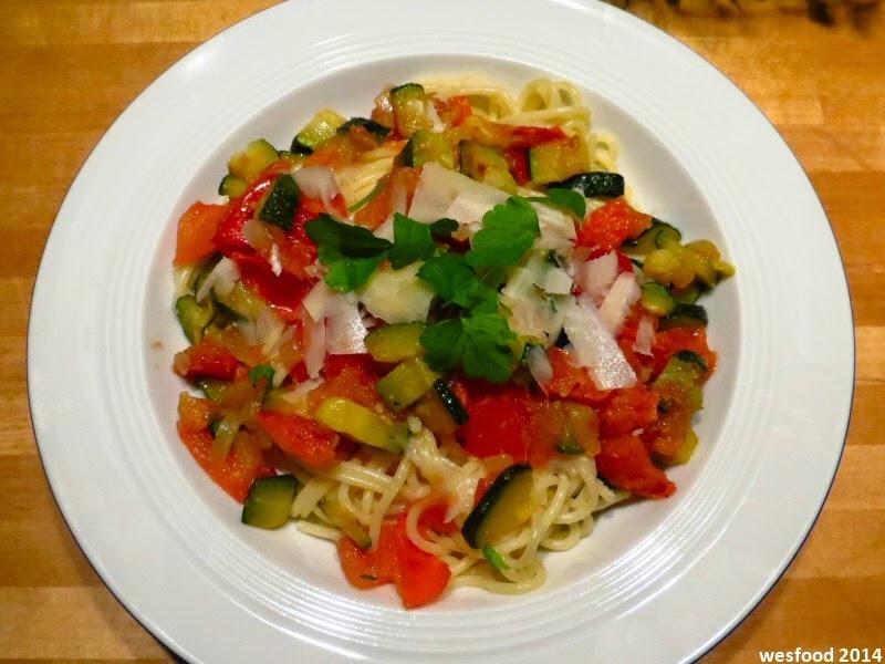 zucchini schmoren