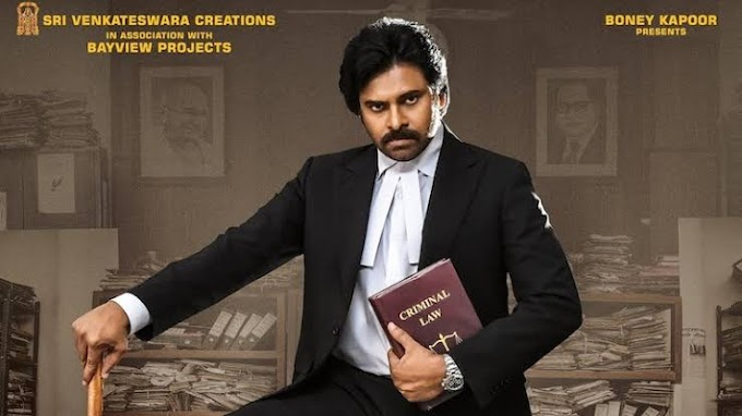 Pawan Kalyan: Pawan Kalyan is doing another experiment .. The title for the Malayalam remake has been finalized ..