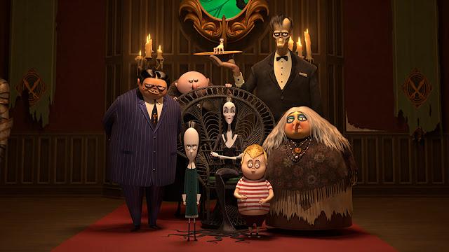 [Cine] Crítica 'La familia Addams' (2019), de Greg Tiernan y Conrad Vernon: vuelve la familia más extraña en esta remake decepcionante
