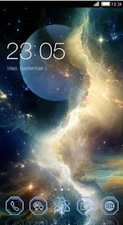 Tema Xiaomi Redmi 5A / Note 5A Terbaik - galaxy