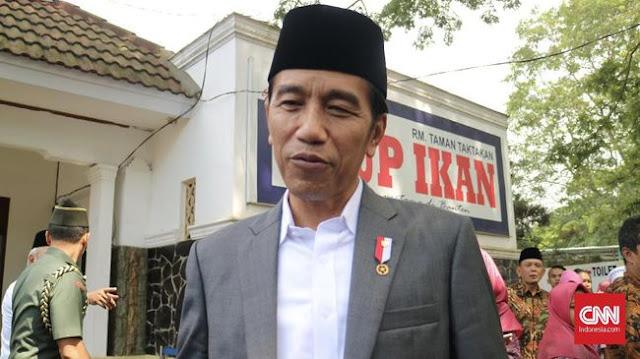 Batal Cetak Sejarah Presiden Pertama ke Komnas HAM, Jokowi Minta JK Mewakili