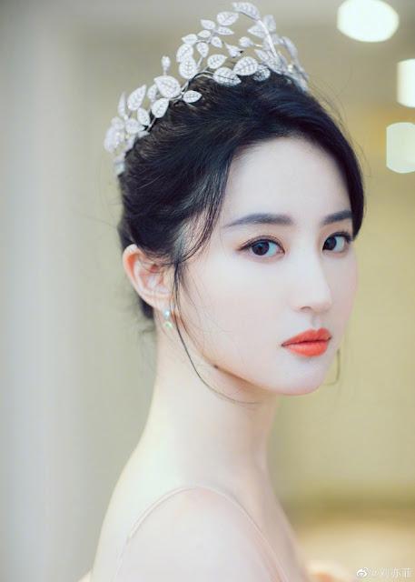 crystal liu yifei fairy sister