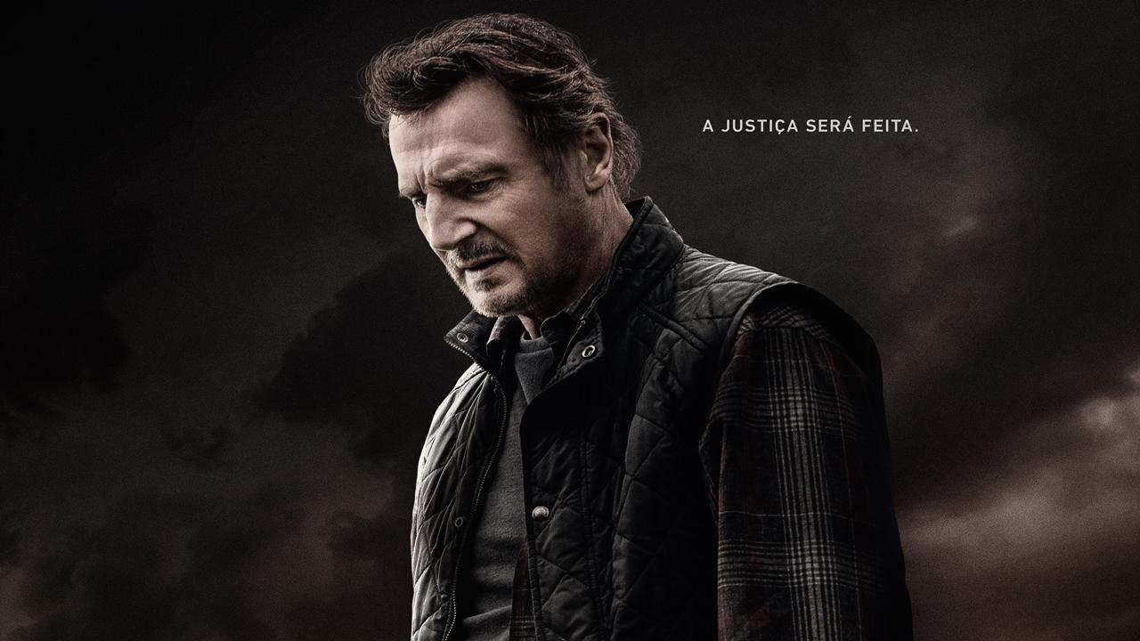 Com Liam Neeson 'Na Mira do Perigo' ganha pôster Oficial