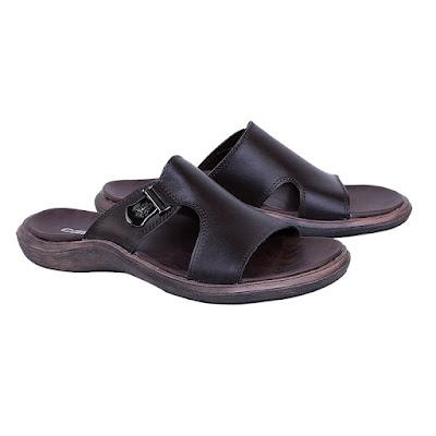 Sandal Kulit Pria Catenzo TU 028