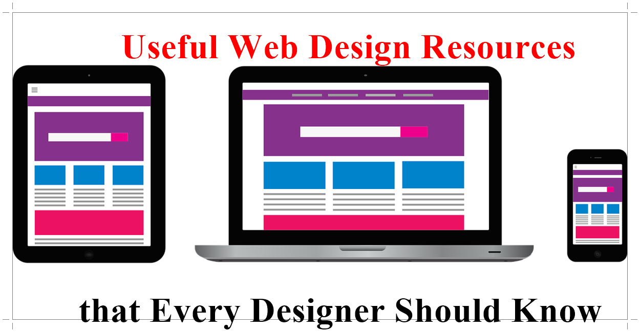 Useful Web Design Resources