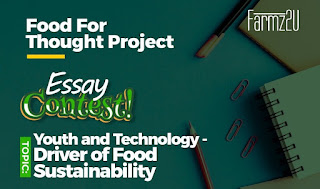 Farmz2u 'Food For Thought' Essay Contest Form Guidelines 2020