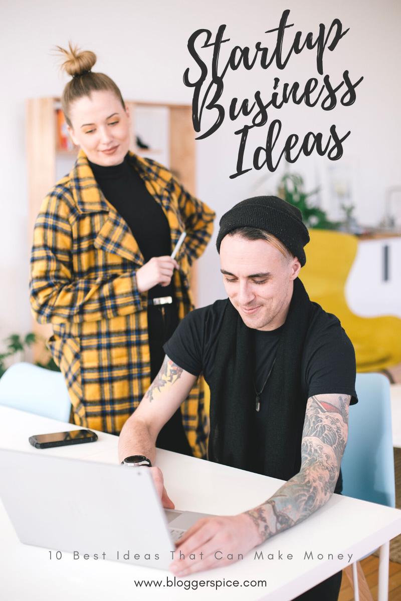 10 Best Business Ideas for Startups