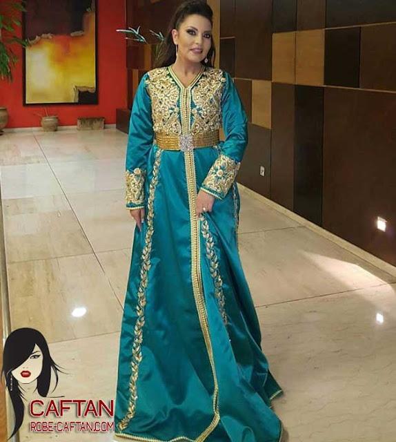 Caftan / caftan marocain couturé pour toutes les tendances 2017