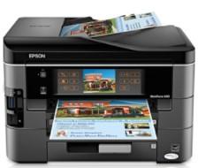 Epson WorkForce 840 Pilote d'imprimante gratuit