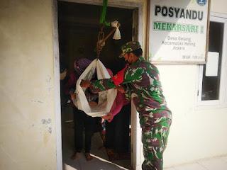 Sukseskan Program Balita Sehat, Di Tengah Pandemi Covid-19