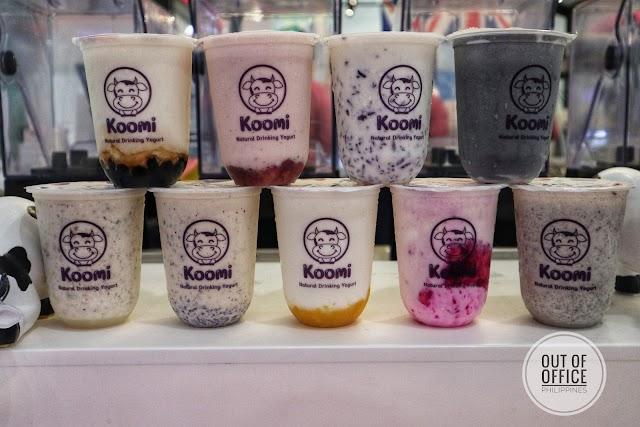 Taste Buds: Guiltless Goodness Yogurt Drinks by Koomi