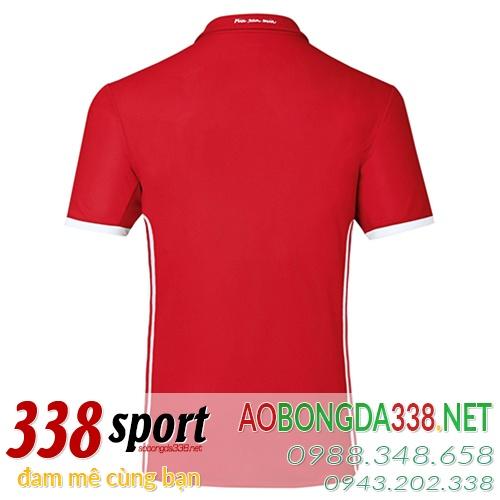 áo bayern munich đỏ 2017