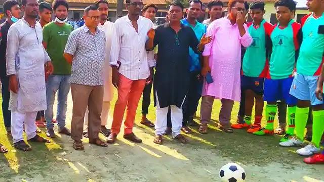 আজ বকশীগঞ্জে বঙ্গবন্ধু ফুটবল টুর্নামেন্টের ফাইনাল