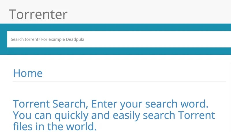 torrenter nuovo sito ricerca torrent
