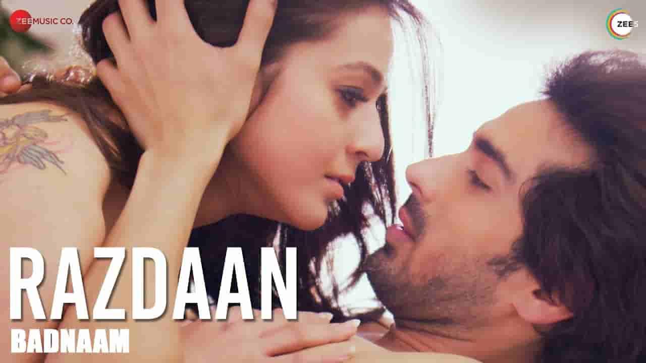Razdaan lyrics Badnaam Soham Naik Bollywood Song