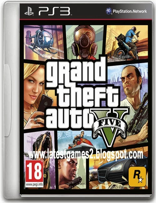 Games Download For PC: GTA 5 PlayStation 3 | Grand Theft