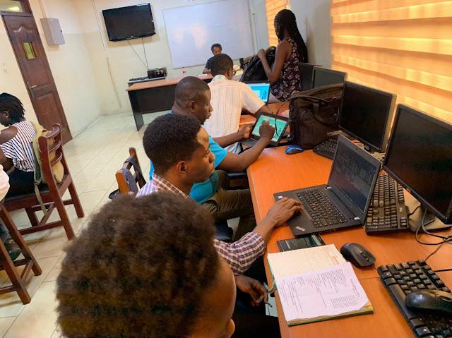 Global AI Boot-camp 2019, Accra Ghana
