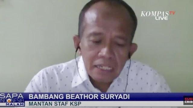 Beathor Suryadi: Mafia Tanah Masih Banyak karena Jokowi Mencampur Air dan Minyak di Istana