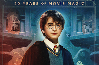 Harry Potter and the Sorcerer's Stone: 20 years of Harry Potter character poster (US)