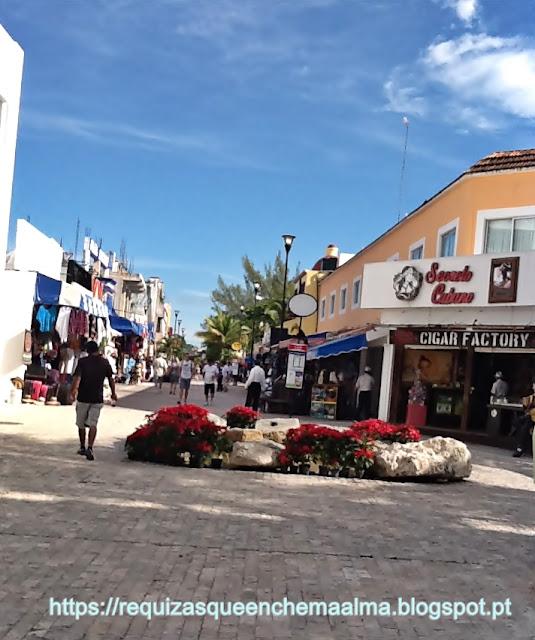5ª Avenida  Playa Del Carmen
