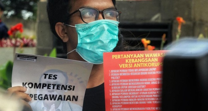 Pegawai KPK Mengaku Sempat Ditanya Soal 'Kebangkitan PKI' Saat Wawancara TWK KPK
