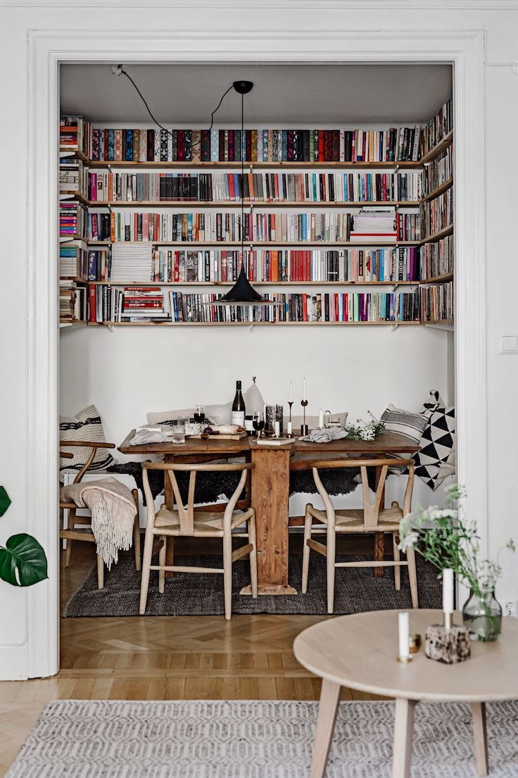 7 Small Space Tricks To Learn From A Light-Filled Stockholm Family Home