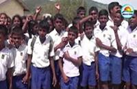 Unidentified group attack Sooriyakanda Tamil school