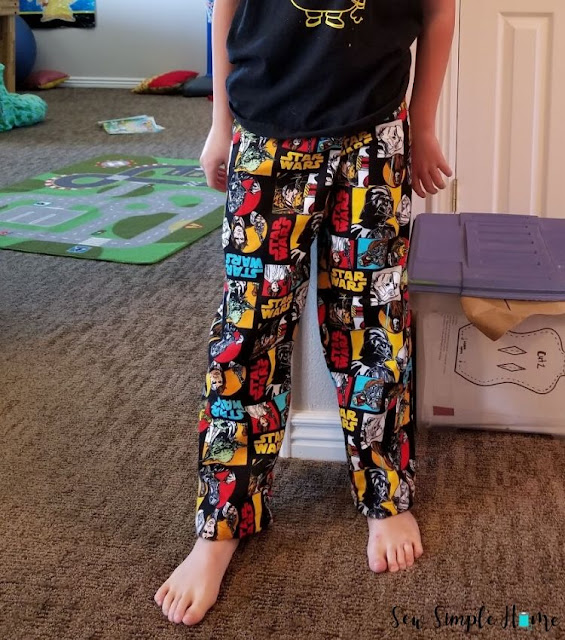 first sewing projects for child