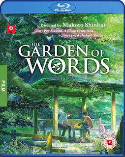 Jardín de Palabras [BD25] *Subtitulada