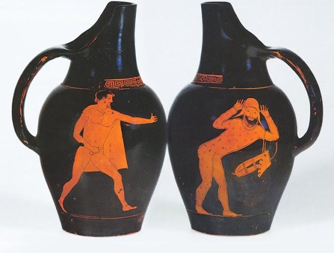 Η  Μάχη του Ευρυμέδοντος ποταμού- 470/469 ή 462 π.Χ.