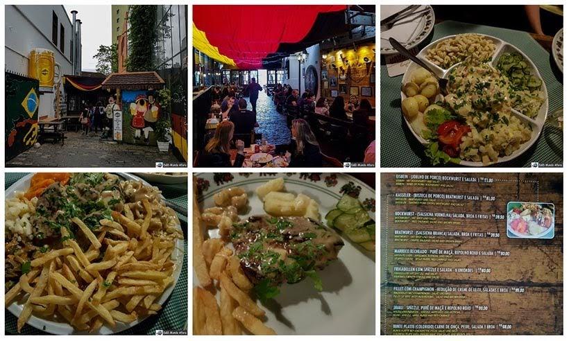 Bar do Alemão - Onde comer em Curitiba, Paraná: 5 dicas