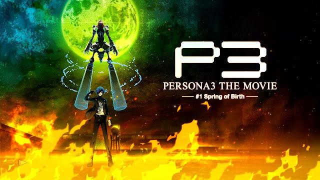 Persona 3 The Movie 1: Spring of Birth (01/01) (1.93Gb) (HDL) (Sub Español) (Mega)