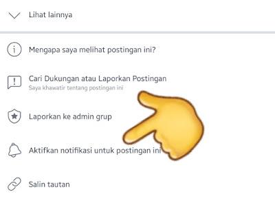 Cara Aktifkan Notifikasi di Post Facebook (FB) Tanpa Meninggalkan Jejak di Komentar